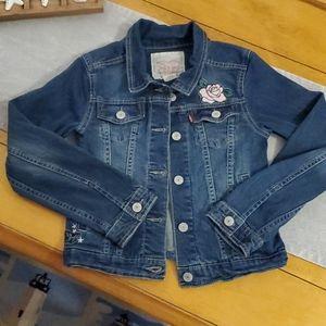 Kids Levi's Jean Jacket